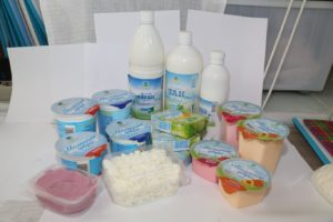 ООО «Мошковский Молочный Завод» 1