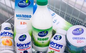 тогучинское молоко